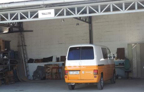 taller para caravanas en sevilla